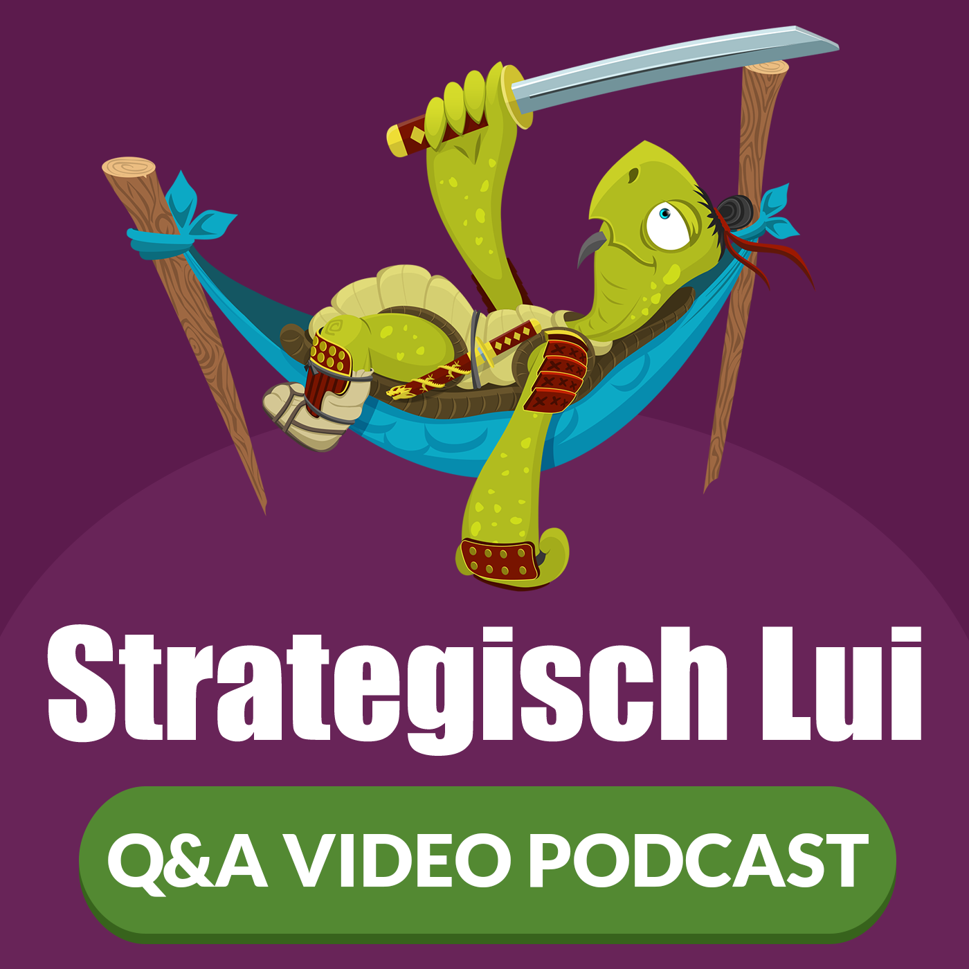 Strategisch Lui Q&A Video Podcast: Online Business ● Passief Inkomen ● Productiviteit ● Lifestyle